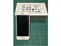 iPhone 5s in gold colour