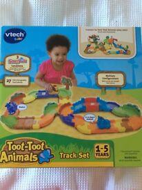Toot Toot Animals Track Set