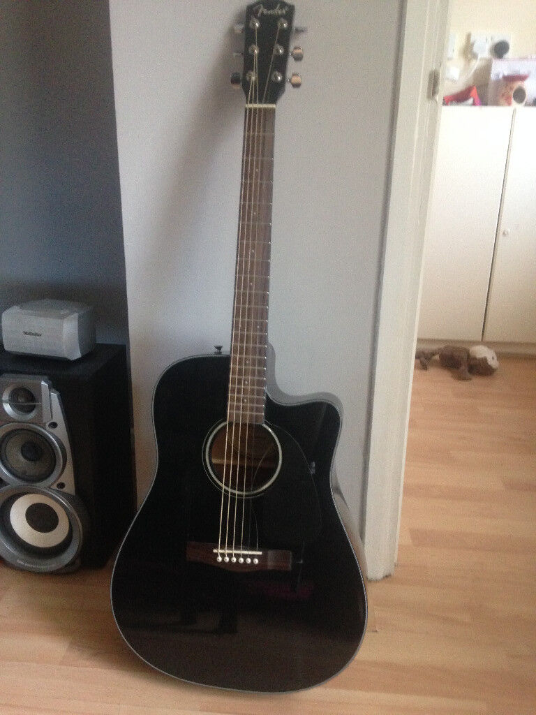 Fender Electro Ads Buy Sell Used Find Right Price Here Jack Acoustic Wiring Cd 140sce Guitarin Bangor County Down Guitar