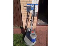 Victor Airflow 450 17'' super speed professional Scrubbing Polishing buffing machine
