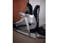 Childrens Sherwood ice skates size 11