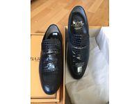 Barker mens slip on shoes, size 9