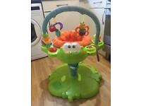 Fisher Price Bounce and Spin Froggy