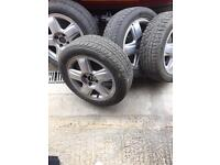 Renault Clio 15inch alloy wheels