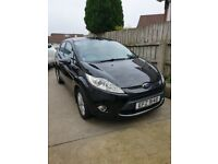 Ford, FIESTA, Hatchback, 2011, Manual, 1242 (cc), 5 doors