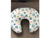 Feeding newborn cushion