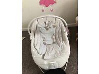 Mamas and papas vibration chair