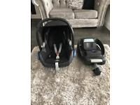 Easy base2 & maxi cosi car seat