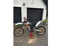 KTM SXF 250 (2008) - £1700 BARGAIN! - not cr yz ktm rm yzf motocross dirt bike