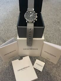 Armani Connected (Bluetooth) watch