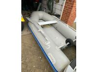 Waveline Tender + Electric Outboard