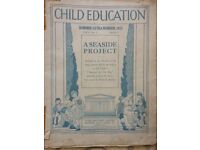 Pre war Education Posters