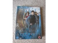 Set of Season 2 Stargate Atlantis DVD's