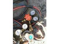 Welding/burning gear