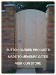 SUTTON GARDEN PRODUCTS