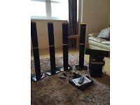 Bush DVD home cinema surround sound system