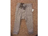 New tracksuit bottoms 5 years £5