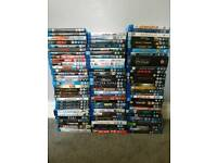 Big collection of dvds/blu ray