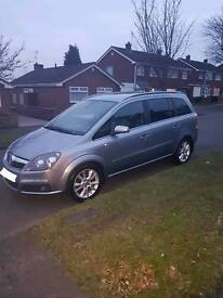Vauxhall zafira 2.2 injection