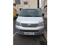 Vw Transporter T5, Lwb, Automatic