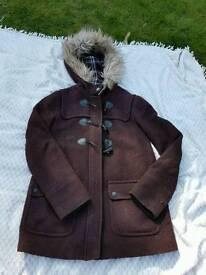 New Look coat size 10