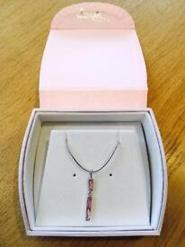 Beautiful Stirling Silver Necklace
