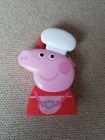 Peppa Pig Chef Case Baking Set