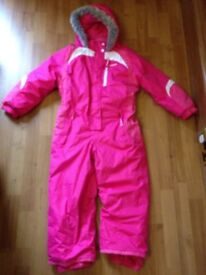 Ski / snow suit 6-7-8 yrs Campri.