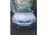 VW GOLF SE TDI WITH SUNROOF