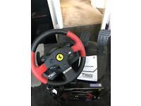 Thrustmaster T150 Wheel and Pedal Set (Ferrari)