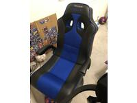 X rocker adrenaline gaming chair