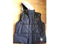 Excelllent boys Nickelson gilet