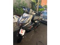 50cc Yamaha Aerox R Moped