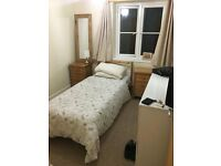 Double room to rent with own bathroom in modern flat in west Worthing