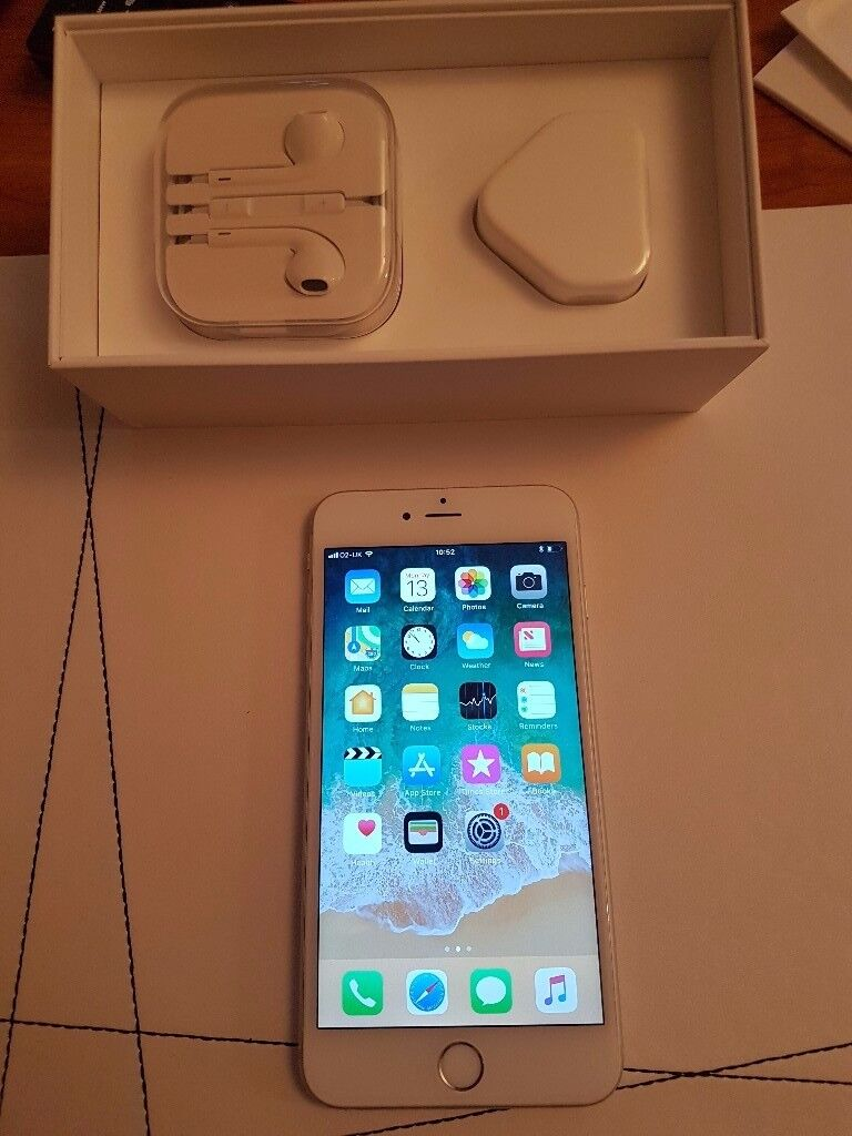 Iphone 6s Plus 128gb like new
