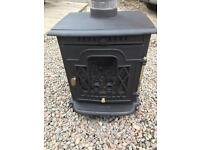 Country kiln wood burning multi fuel stove 8kw (PENDING COLLECTION)