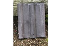 Marley Double Roman Roof Tiles Granular - BRAND NEW - Brown. 300 in total