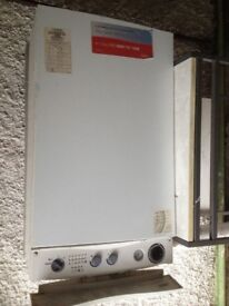 Main combi boiler 30he condensing. Combination. spare s repair parts .30 Kw with flue.many good part