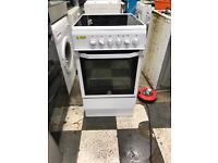 Indesit ceramic electric cooker 50""