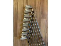Mizuno MP62 Golf Irons (3-PW)