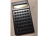 Hewlett Packard Financial Calculator