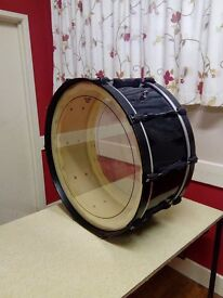 Bass Drum for pipe band