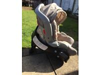 Car seat for baby under 9 months