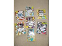 The Brilliant World of Tom Gates. 7 books by L.Pichon