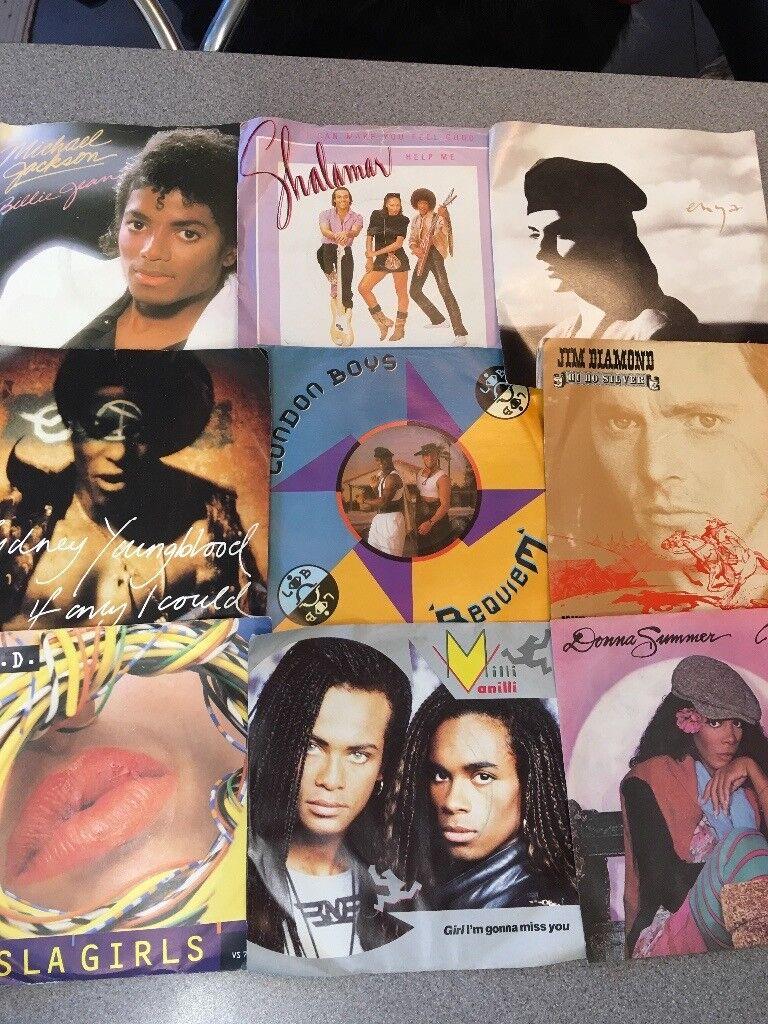 """Joblot 7"""" vinyl /singles"""