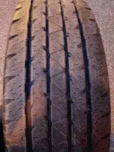 1 PNEU ETE - GOODYEAR 225 75 16 LT - SUMMER TIRE