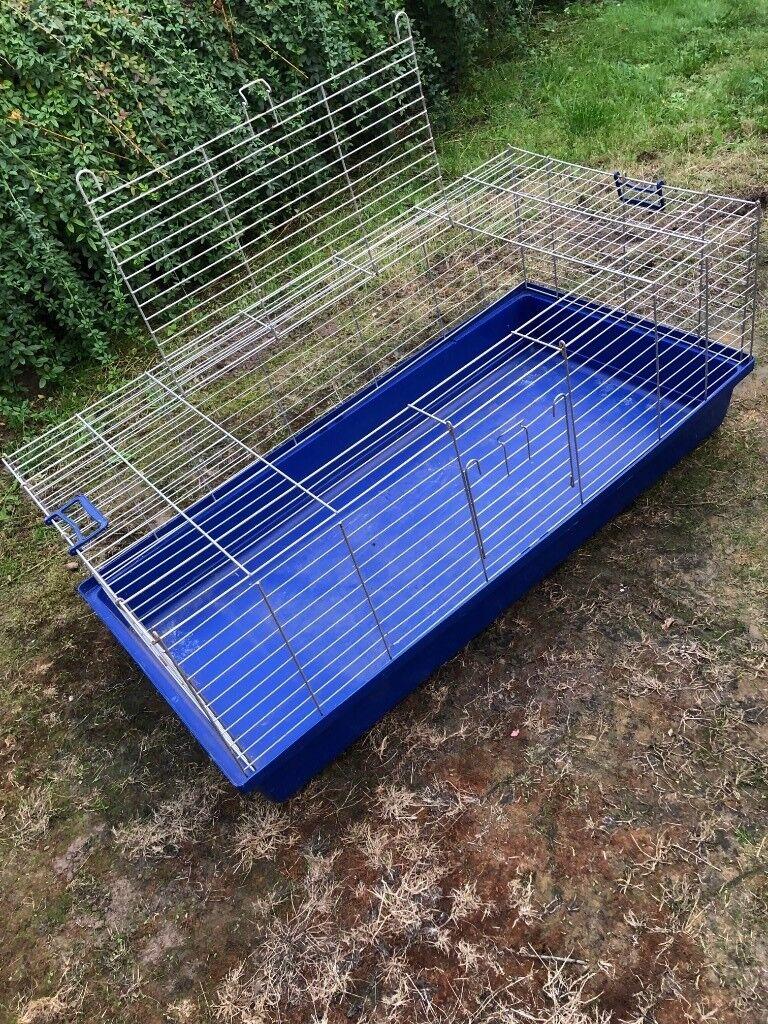 fold up rabbit cage