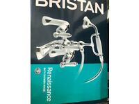 Bristan renaissance bath shower mixer brand new and boxed