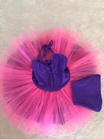 Pink & Purple Tutu