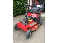 Toro wheel horse 8-25 sit on lawn mower